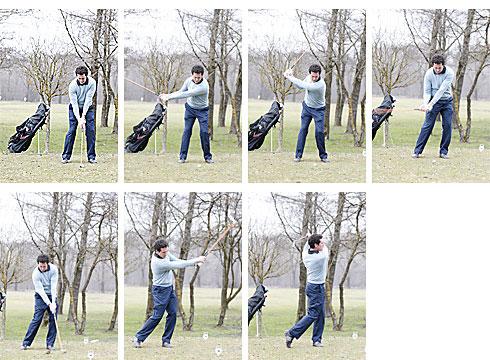 Carving Golf: Körperschonend Schwingen und leichter Lernen