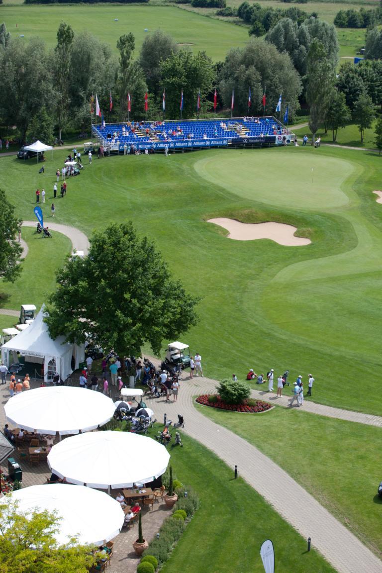 Der Golfplatz St. Leon-Rot