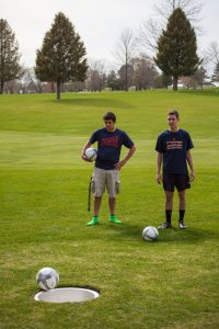 Footgolf in Rockford