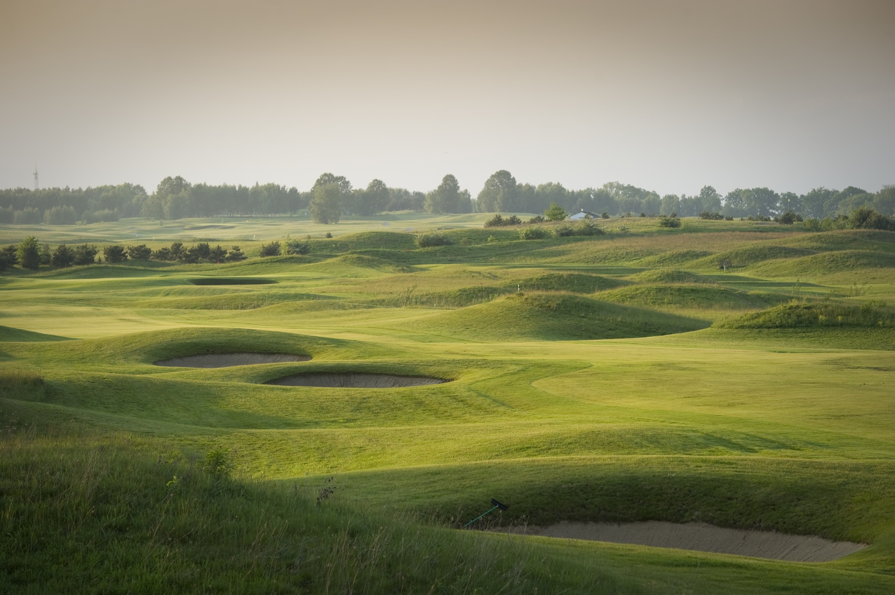 FALDO Course Berlin: 18-Loch links Course. Foto: A-ROSA Resort und Hotel GmbH