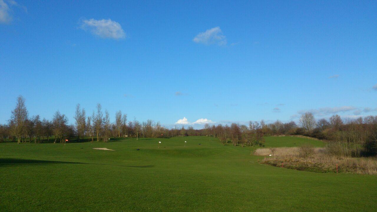 Der Golfplatz Stenerberg. Foto: Thomas Wulff
