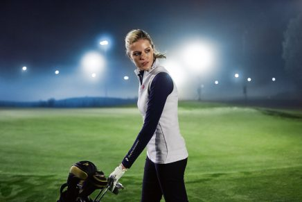 Golfmode von Peak Performance