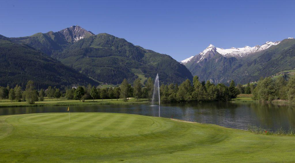 Der Golfclub Zell am See