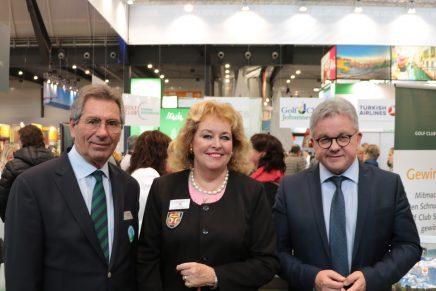 CMT 2019: Golfanlagen leisten wertvollen Beitrag für das Urlaubsland Baden-Württemberg
