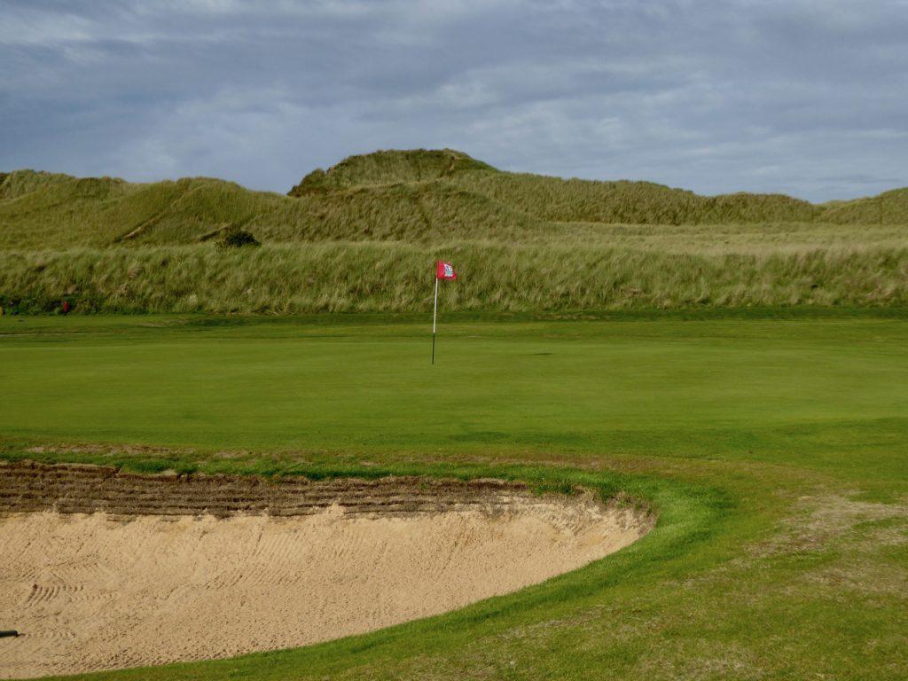 Fraserburgh Golfclub. Foto: Helma Scheffler.